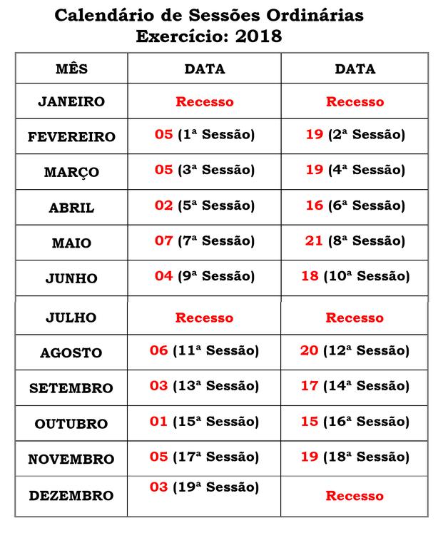 Agenda de Sessões Ordináriass de 2018.png