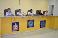 Após solicitação do vereador Professor Anselmo, Câmara e PROCON realizam reunião com representantes de instituições bancárias e casas lotéricas do município