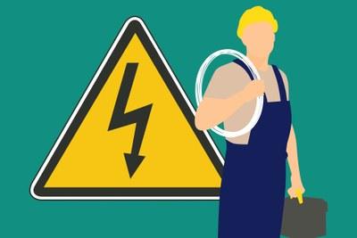 Aviso de manutenção da rede elétrica no dia 22/01/2019