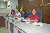 Câmara de Guariba realiza a 9ª. Sessão Ordinária da 17ª. Legislatura
