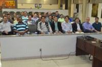 Câmara inicia curso de capacitação aos Servidores, Assessores e Vereadores