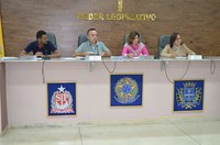 Câmara realiza 15ª Sessão Ordinária