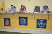 Câmara realiza 37ª. Sessão Ordinária discute e aprova projetos de relevância ao município