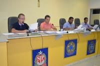 Câmara realiza 40ª. Sessão Ordinária discute assuntos importantes e aprova projetos de relevância ao município