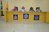 Câmara realiza 45ª sessão Ordinária, discute e aprova projetos de relevância ao município