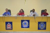Câmara realiza 48ª sessão ordinária, discute e vota projetos de lei de interesse do município.