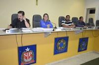Câmara realiza a 36ª. Sessão Ordinária discute e aprova projetos de relevância ao município