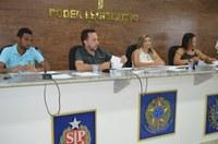 Câmara realiza Audiência Pública e última Sessão Ordinária do ano