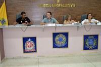 Câmara realiza Audiência Pública Municipal discute e vota o Orçamento para o exercício financeiro de 2.018