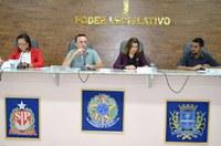 Em período de recesso ordinário, vereadores realizam Sessão Extraordinária para discussão e votação de assuntos importantes ao Município