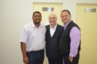 Secretário de Agricultura Deputado Arnaldo Jardim visita Guariba para o lançamento do Programa +Cana