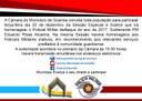 Sessão Solene em Homenagem aos Policiais Militares destaque do ano de 2017