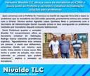 Vereador Nivaldo TLC abraça causa de moradores do CDHU e busca junto ao Prefeito e secretário Estadual da Habitação soluções para problemas