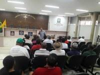Vereador Nivaldo TLC faz reunião com pequenos produtores de Guariba