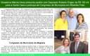 Vereadora Márcia Alves protocola ofício de R$ 150 mil para Santa Casa