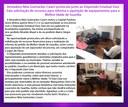 Vereadora Néia Guimarães Caseri protocola junto ao Deputado Estadual Davi Zaia solicitação de recursos para reforma e aquisição de equipamentos para a Melhor Idade de Guariba