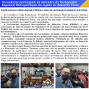 Vereadores participam de encontro do Parlamento Regional Metropolitano da região de Ribeirão Preto