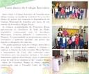 Visita alunos do Colégio Interativo