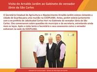 Visita Arnaldo Jardim
